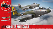 9182 А Самолет Gloster Meteor F.8 (1/48) Airfix