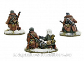 403013004 US Army 50.Cal HMG Team (Winter) 28 мм Warlord