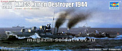 05333 Корабль Huron Destroyer 1944 (1:350) Трумпетер