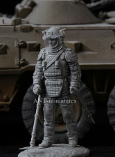 35-130 Russian engineer 2016 (1:35) Ant-miniatures
