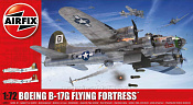 8017 А  Boeing B-17G Flying Fortress (1/72) Airfix
