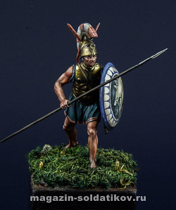 MM-5407 Etruscan warrior V BC, 54 mm. Mercury Models