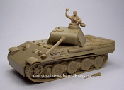 CTS748B German Panther tank (tan), 1:32 ClassicToySoldiers