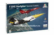 "2777 ИТ Самолет  F-104 G STARFIGHTER ""Special Colors (1/48) Italeri"