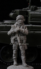 35-140 Russian modern soldier (1:35) Ant-miniatures
