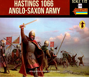 912 Hastings 1066 Anglo-Saxon Army (incl. old M003, M050) (1/72) Strelets