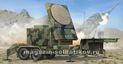 01023 Радар MPQ-53 C-Band Tracking Radar(1:35) Трумпетер