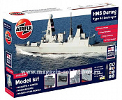 50132 А  Корабль HMS Daring: Type 45 Destroyer   (1/350) Airfix