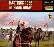 910 Hastings 1066 Norman Army (incl. old 085, M001, M002) (1/72) Strelets