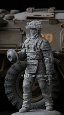 35-128 Russian engineer.2016 (1:35) Ant-miniatures