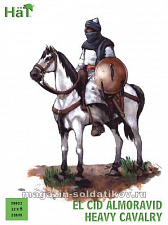 28021 Almoravid Heavy Cavalry 28 mm, Hat