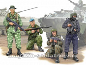 00437 Солдаты Russian Special Operation Force (1:35) Trumpeter
