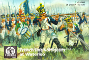 АР 062 French Line Voltigeurs at Waterloo (1:72), Waterloo