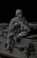 35-136 Officer of  FSB Spetsnaz, Russia (1:35) Ant-miniatures