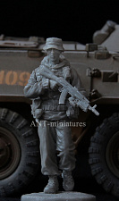 35-131 Officer of  Spetsnaz, Russia (1:35) Ant-miniatures